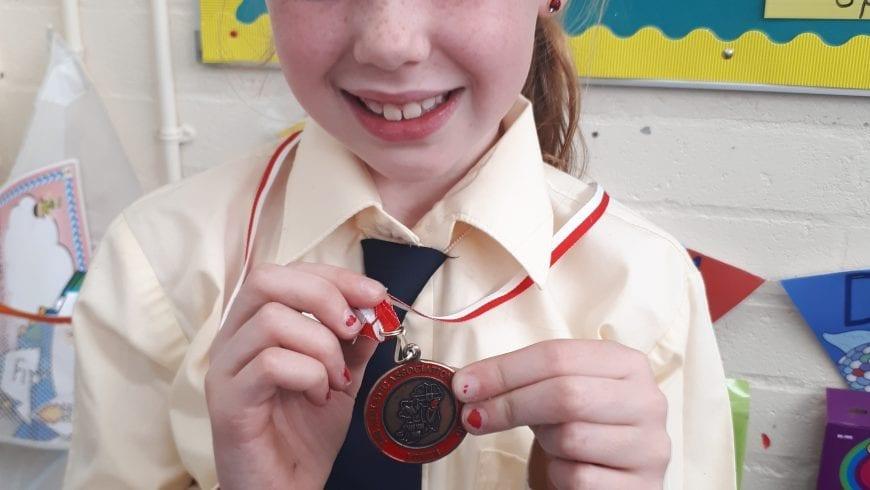 Congratulations Anna
