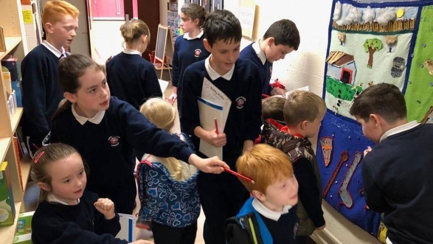 Buddy Maths Trail for Maths Week