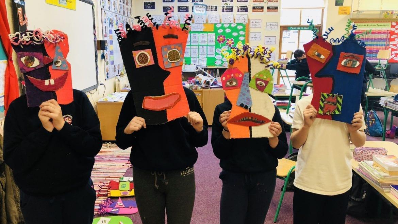 Masterpiece masks!