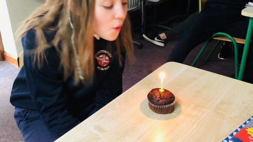 Happy Birthday Isabel!
