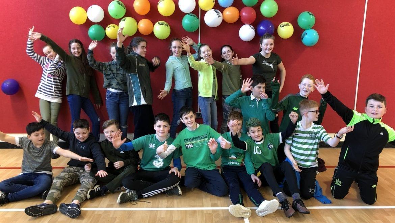 Fizz Buzz as Gaeilge!
