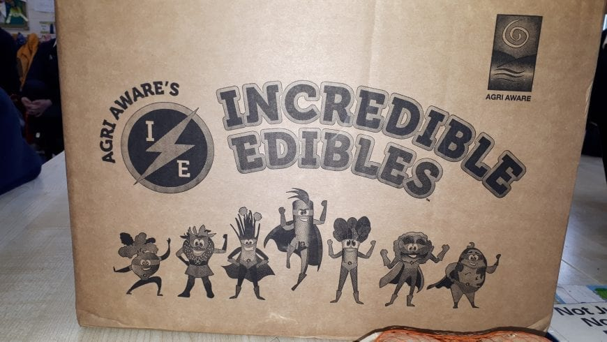 Second Class: AKA Incredible Edibles.
