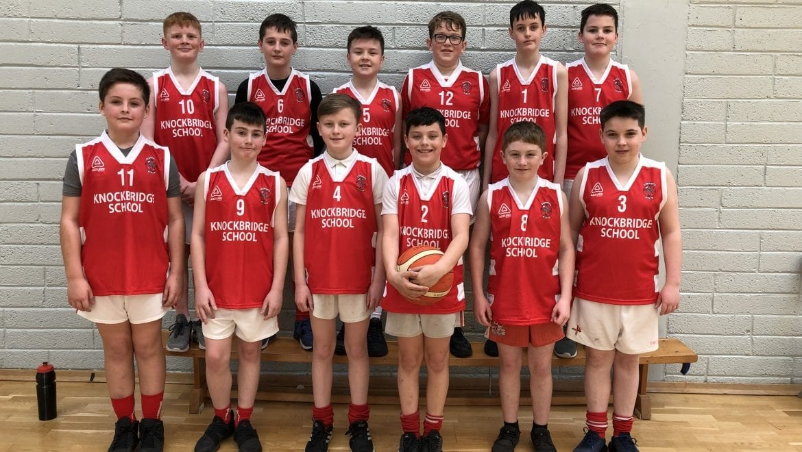 Louth Basketball Champs