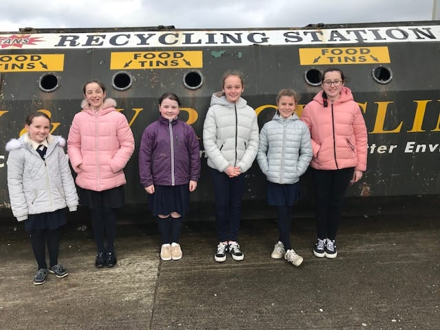Visit to Dundalk Recycling Centre