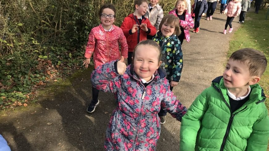 Our Sponsored Walk