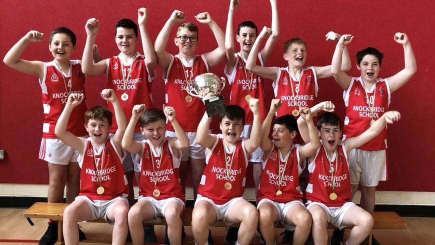 Basketball League Winners