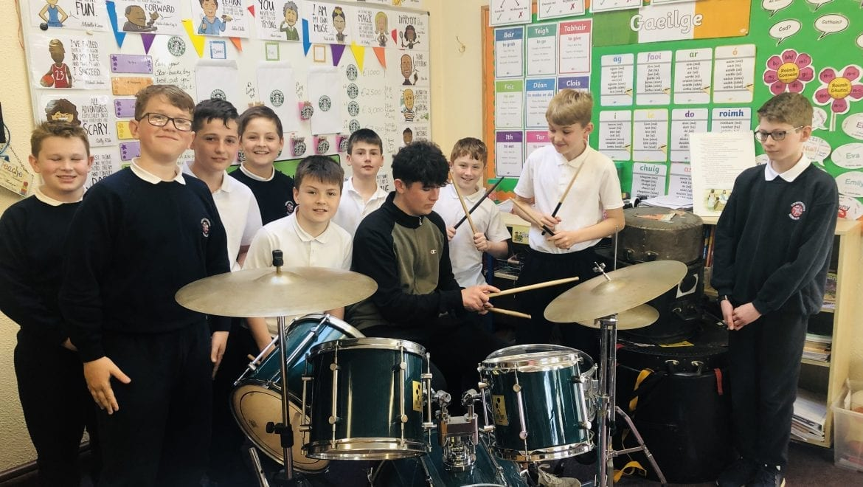 Drum Lesson #101