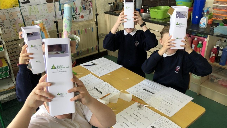 Energize: Junior Achievement Programme